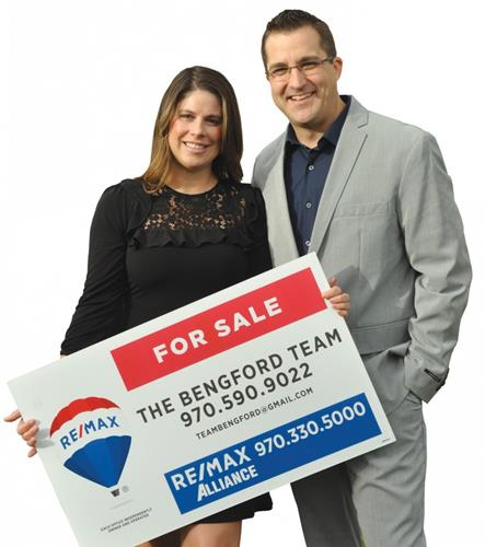 The Bengford Team  a Greeley Office Real Estate Agent